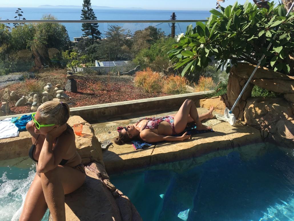 Laguna Beach - Poolside - Emily Branden