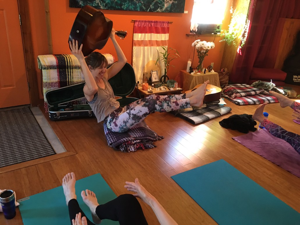 Pagosa Springs - Navasana - Retreat with Emily Branden