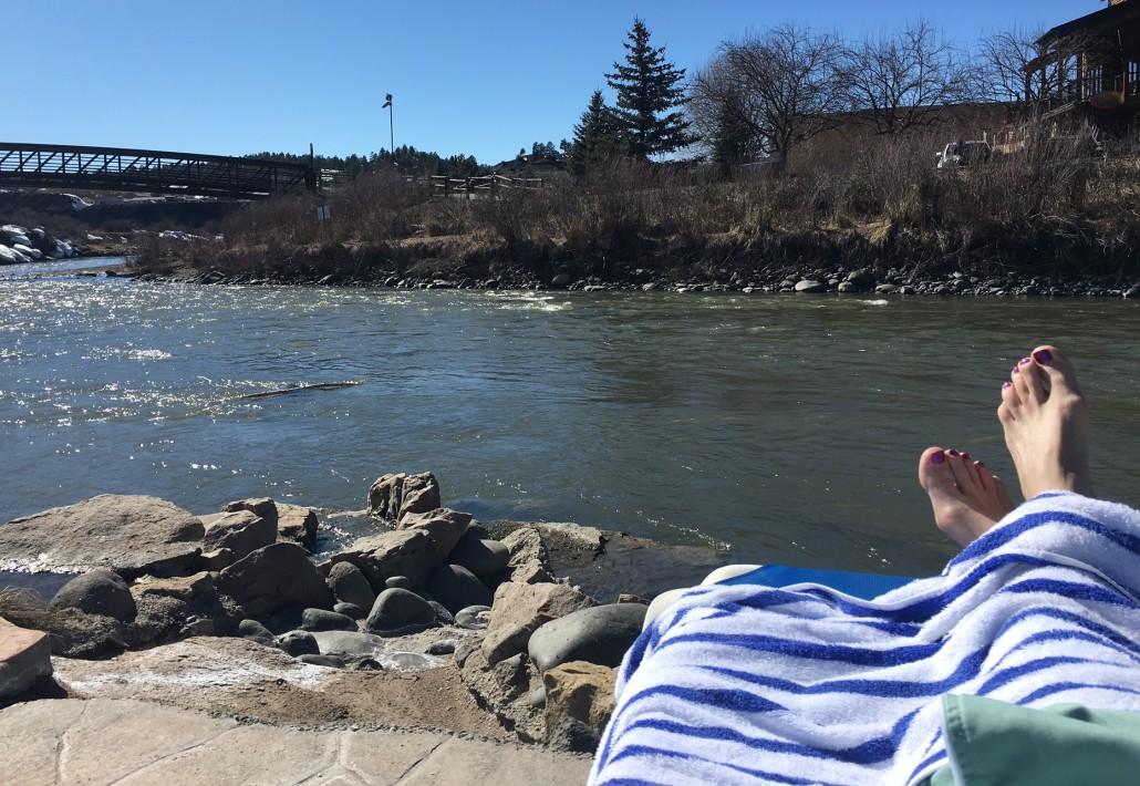 Pagosa River Lounge - Emily Branden