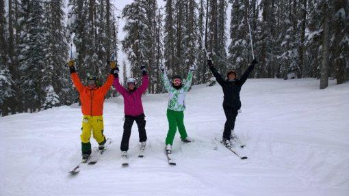 Pagosa Ski Lunge