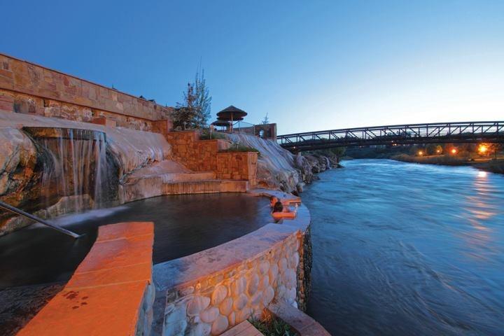 Pagosa Springs - River