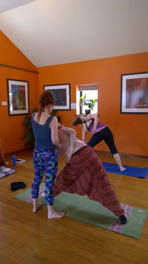 Triad Adjustment - Yoga - Pagosa Springs