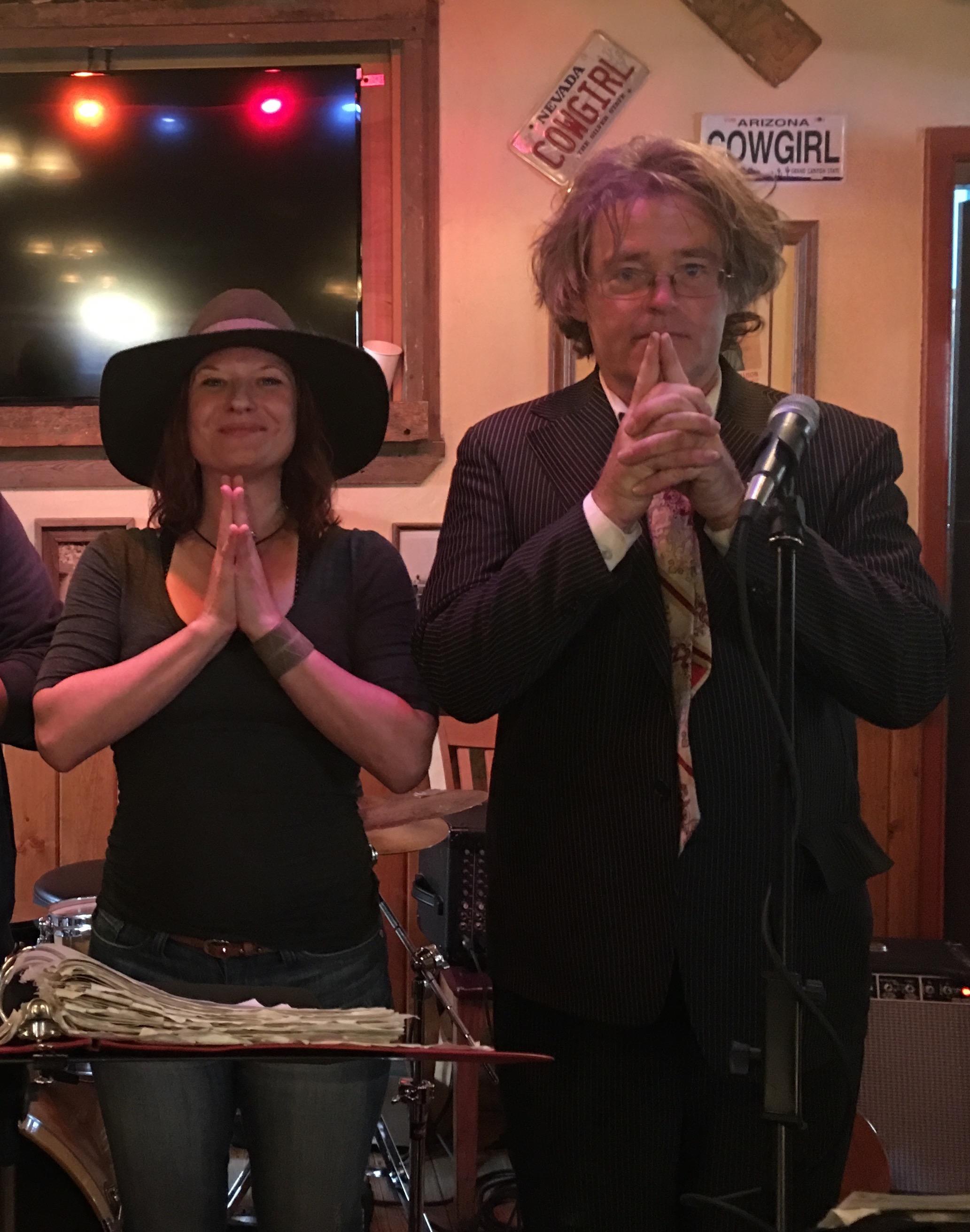 Joe West and Emily Branden - Prayer