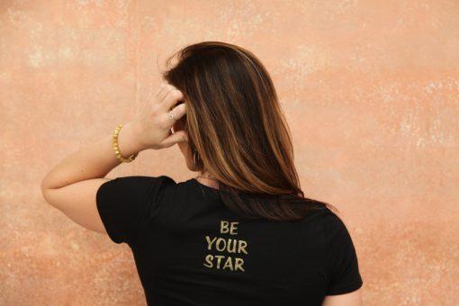 Be Your Star - Babydoll Tee - emilybranden.com