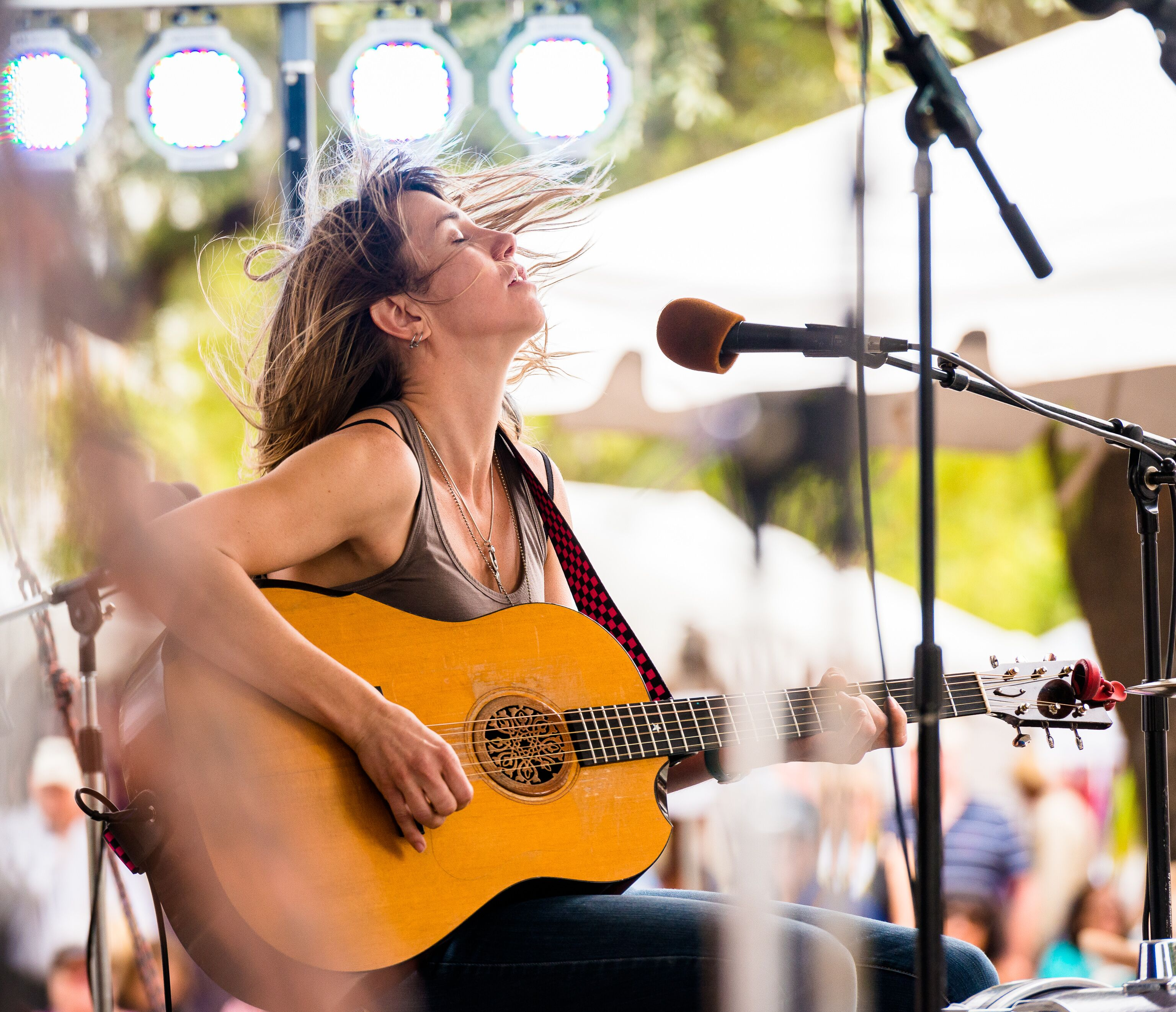 Tiffany Christopher - Tucson Folk Fest - Emily Branden